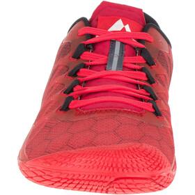 Merrell Vapor Glove 3 - Chaussures running Homme - rouge
